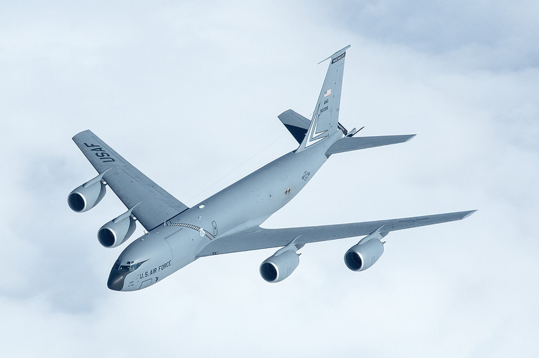 US Air Force Installs ADS-B on KC-135 Tanker Fleet
