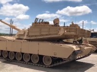 US Army 3rd Brigade Combat Team Receives New M1A2C Main Battle Tank