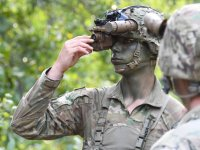 U.S. Army Enhanced Night Vision Goggle-Binocular (ENVG-B)