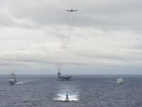 US Navy Completes Joint and Combined Exercise Vigilant Osprey