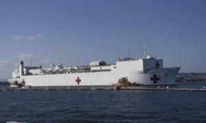 Vigor Marine Awarded Overhaul and Dry Docking of Hospital Ship USNS Ship Mercy