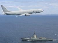 Australia Awards Boeing $215 Million to Support P-8A Poseidon