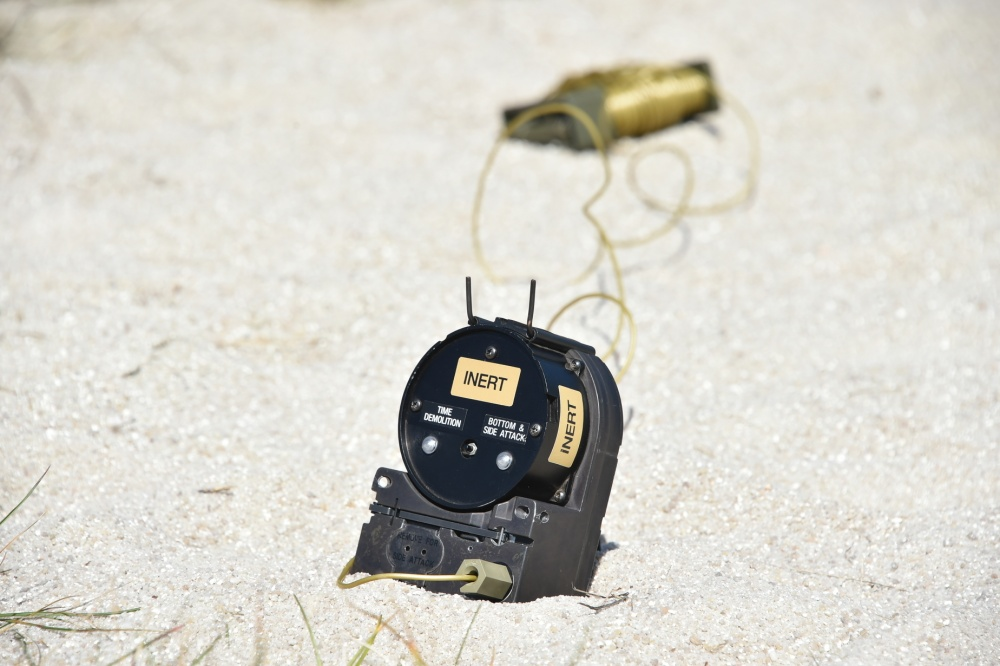 Alliant Techsystems Operations Awarded 92 Million U.S. Army Contract for SLAM Landmines