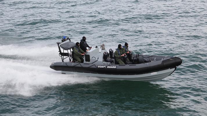 BAE Systems' Pacific 24 (P24) Rigid Inflatable Boat (RIB)