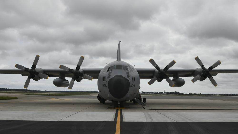 Belgian Air Component C-130H Hercules