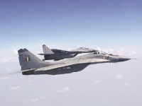 Indian Air Force's MiG-29 Fighters