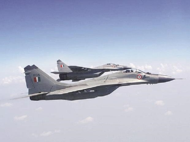 The Indian Air Force's existing 69 MiG-29s are currently undergoing a $900-million mid-life upgrade to the MiG-29UPG standard (Photo: Indian Air Force)
