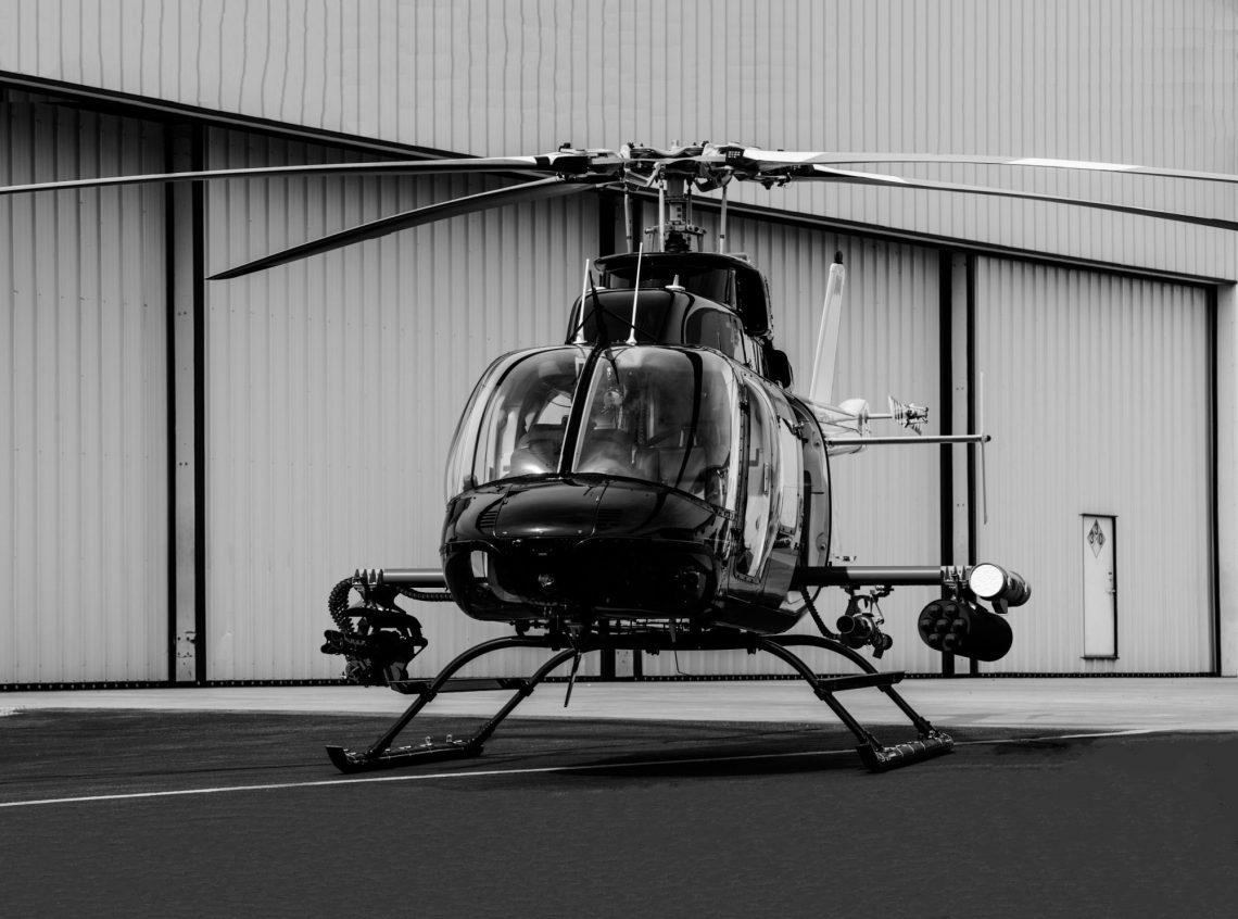 Dillon Aero Mission Configurable Aircraft System
