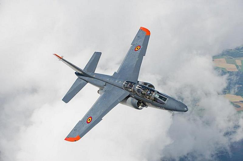 Canadian-Based Company Top Aces Buys 25 Belgian Air Component Alpha Jets