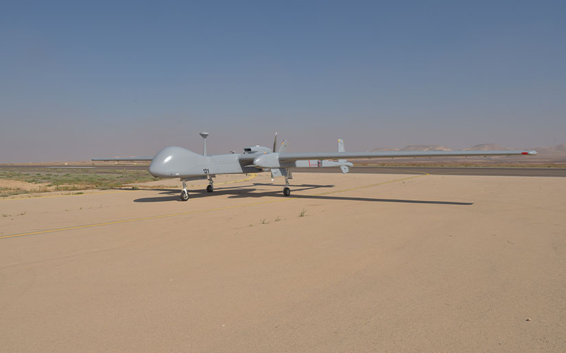 Heron TP Unmanned Aerial Vehicle for German Air Force Makes Maiden Flight