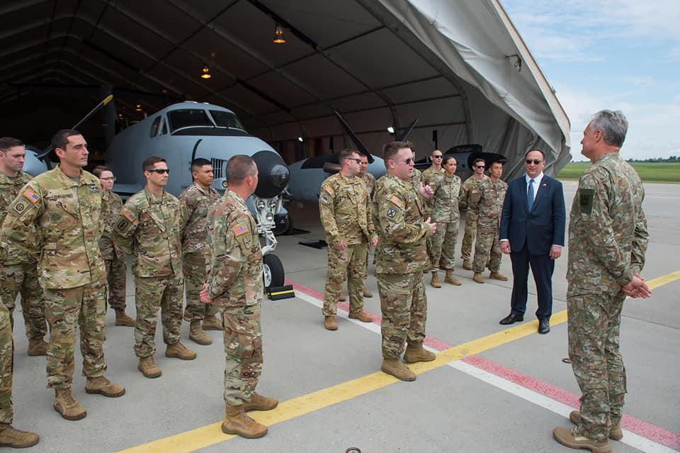 Lithuania Unveils Modernized Air Defense Battalion