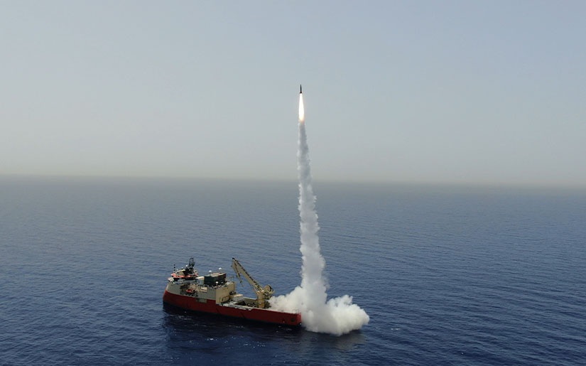 Israel Aerospace Industries (IAI) has completed a dual operational firing trial with LORA (Long-Range Artillery Weapon System) Precise Ballistic Strike Missile