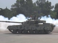 Pakistan Army Gets Upgraded Al-Khalid-1 Main Battle Tanks