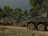 Pandur II 8×8 Armoured Fighting Vehicles