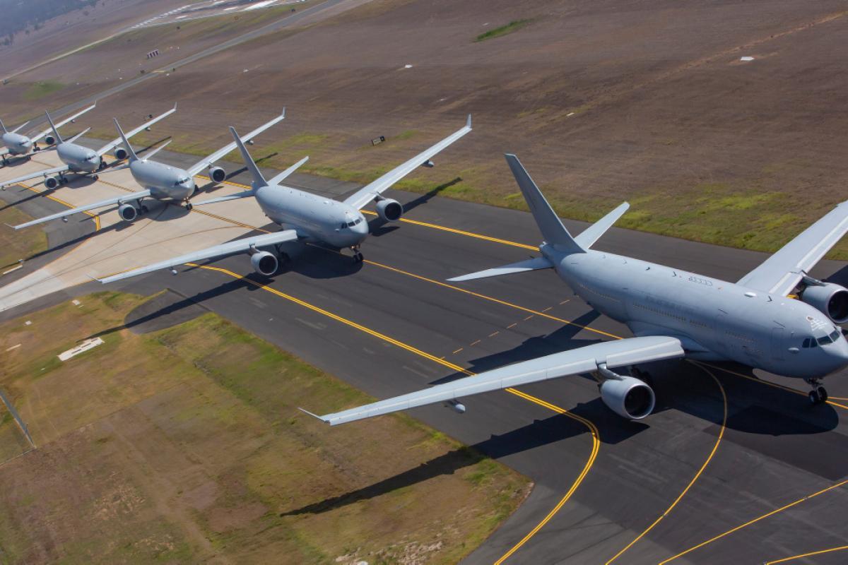 Royal Australian Air Force KC-30A Multi Role Tanker Transport (MRTT)