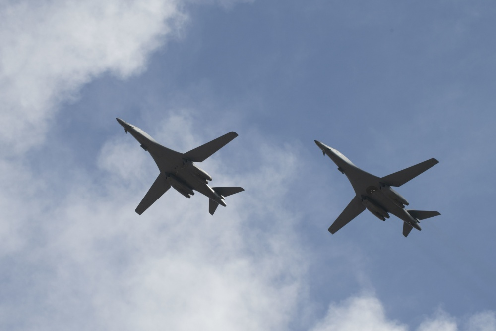 US Air Force B-1s Return to Indo-Pacific, Conduct Bilateral Training