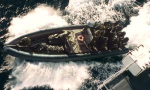 Willard Marine's SEA FORCE®1100 Assault Boats