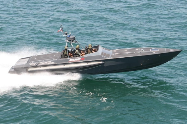Willard Marine's 43 Assault Boats