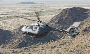 Airbus UH-72B Lakota Helicopter