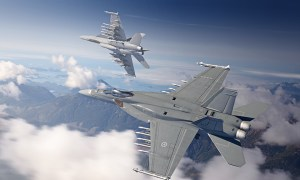 Boeing Submits Response to the Royal Canadian Air Force Future Fighter Capability Project (FFCP)