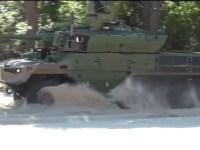 EBRC Jaguar Reconnaissance Vehicle