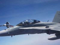 Final Royal Australian Air Force F/A-18 Classic Hornet Completes Deep Maintenance