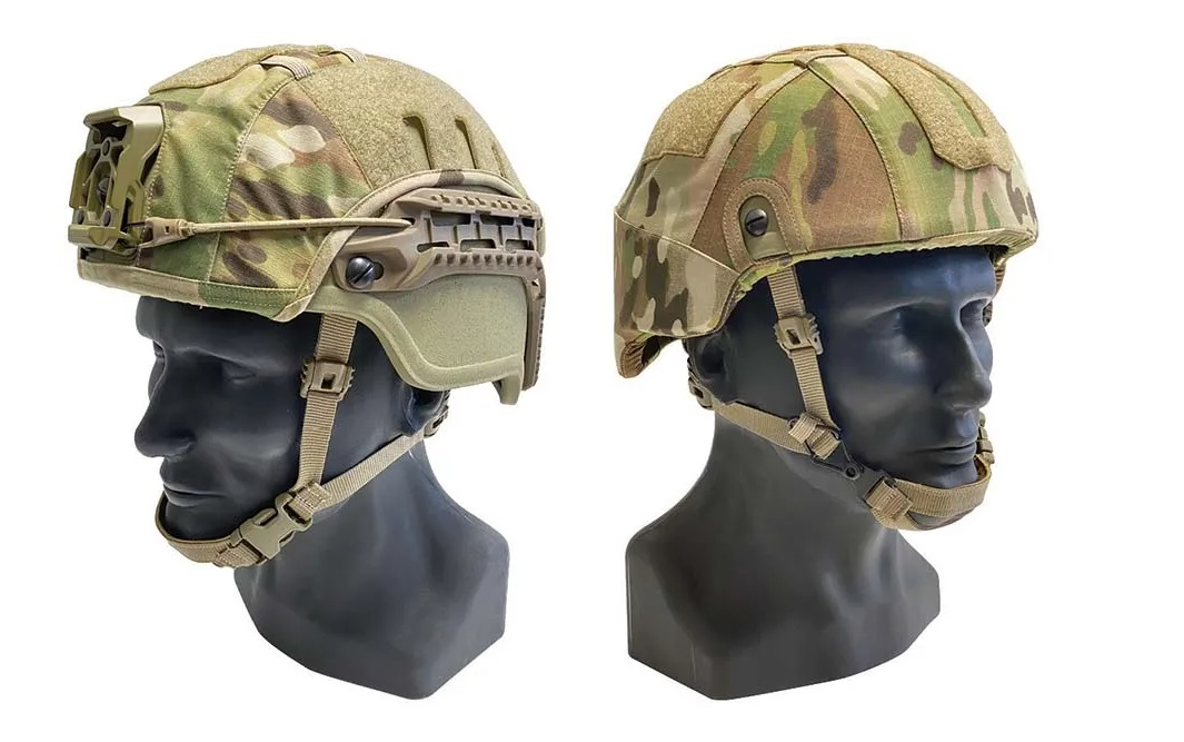 Galvion PDxT helmet with APEX lining system