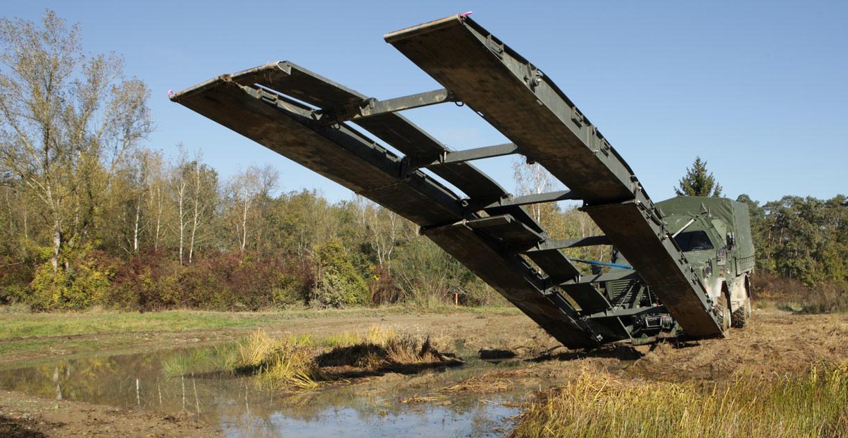 Heavy Short Trackway Bridge (HSTB)