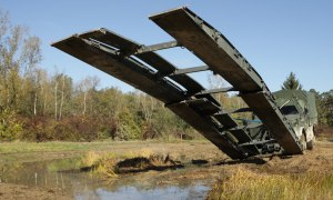 Heavy Short Trackway Bridge (HSTB)