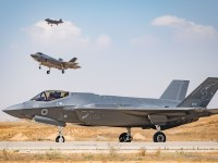 Israeli Air Force Second F-35I Adir Squadron Becomes Operational