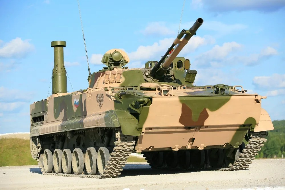 BMP-3 Infantry Fighting Vehicle (IFV)
