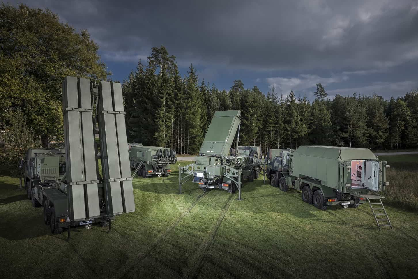 Lockheed Martin and MBDA Submit Proposal For Germany's Integrated Air And Missile Defense System