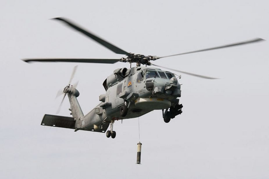 Lockheed Martin Awarded $182 Million Contract for MH-60R Sea Hawk Sonars