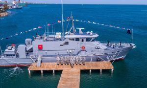 Shipbuilder Metal Shark Delivers Defiant Near Coastal Patrol Vessel (NCPV) to Dominican Navy