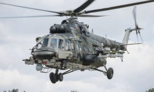 Russian Helicopters Mi-171Sh-VN Transport Helicopter