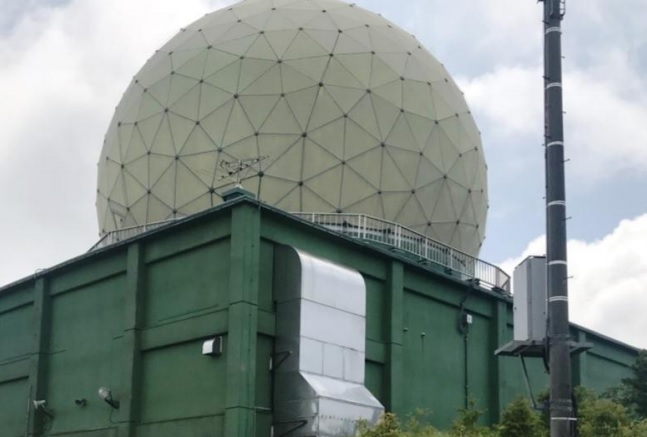 Photo taken during an inspection of a Japan Self Defense Force site in July 2018 in Tokyo, Japan with the PAF Technical Working Group for the Air Surveillance Radar System (Horizon 2) Acquisition Project.