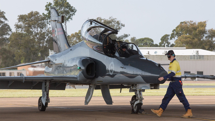 Royal Australian Air Force Hawk Airframe to Fly for Decades to Come