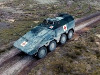 Royal Netherlands Army Boxer ATV Ambulance
