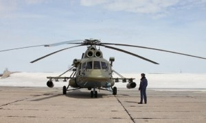 Russian Helicopters Delivered Mi-8MTV-5-1 to Russian Military