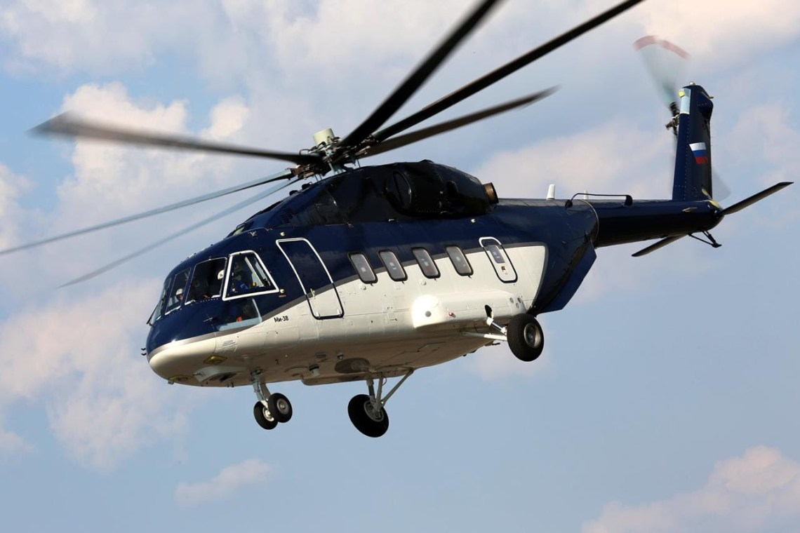 Mi-38 VIP Helicopters