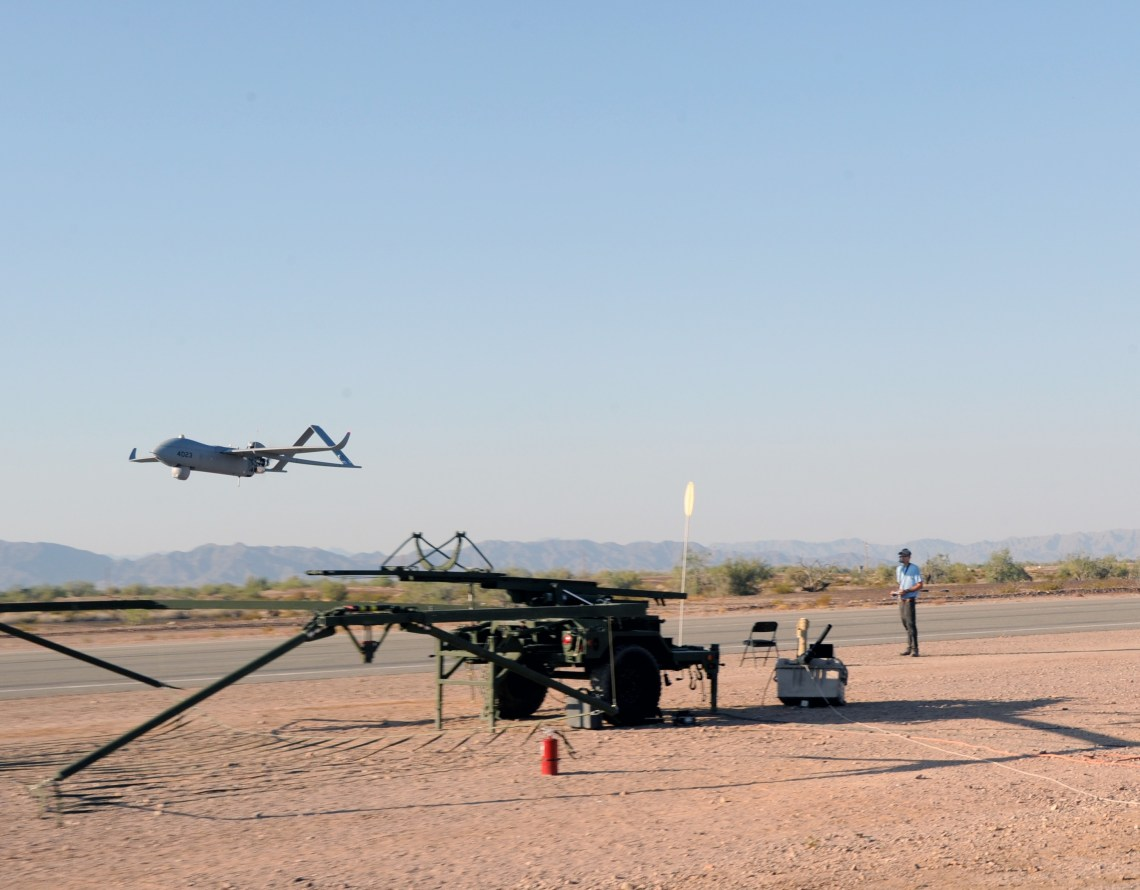 US Army Tests Versatile Unmanned Aircraft at Yuma Proving Ground