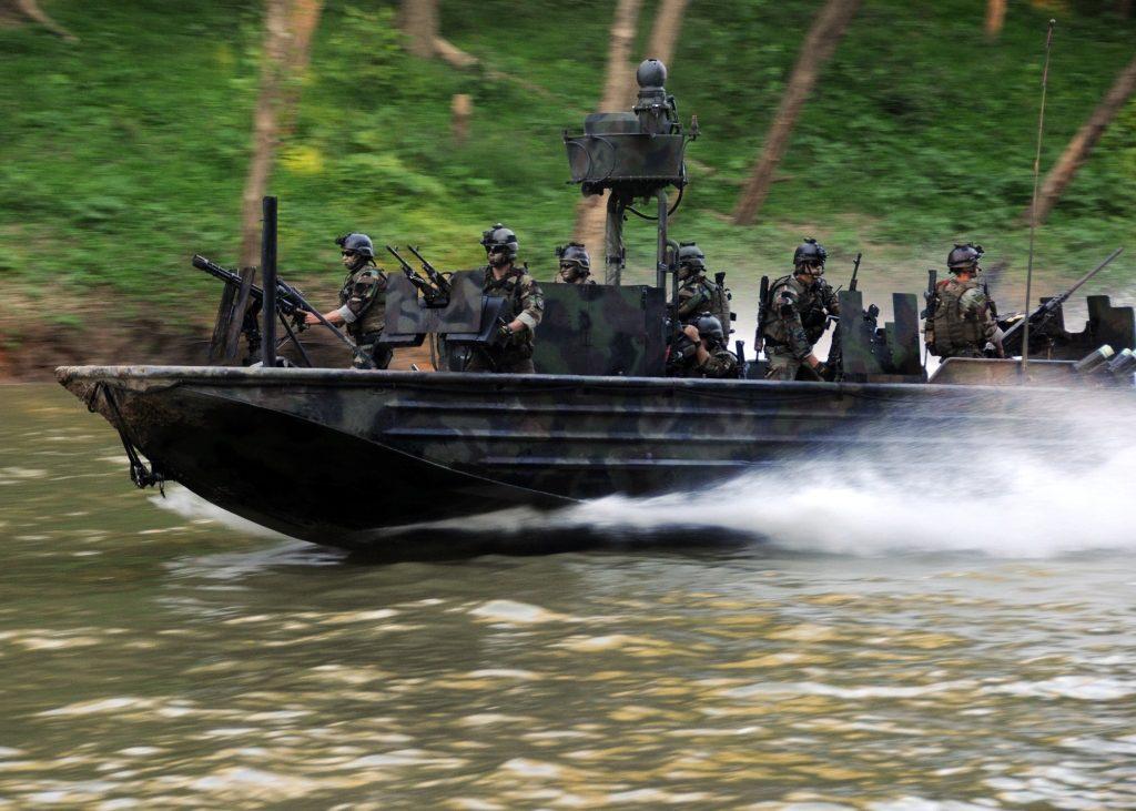 United States Marine Inc. (USMI) 33' Special Operations Craft Riverine