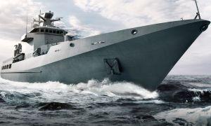 Keels Laid for Third Royal Australian Navy Arafura-class Offshore Patrol Vessel (OPV)