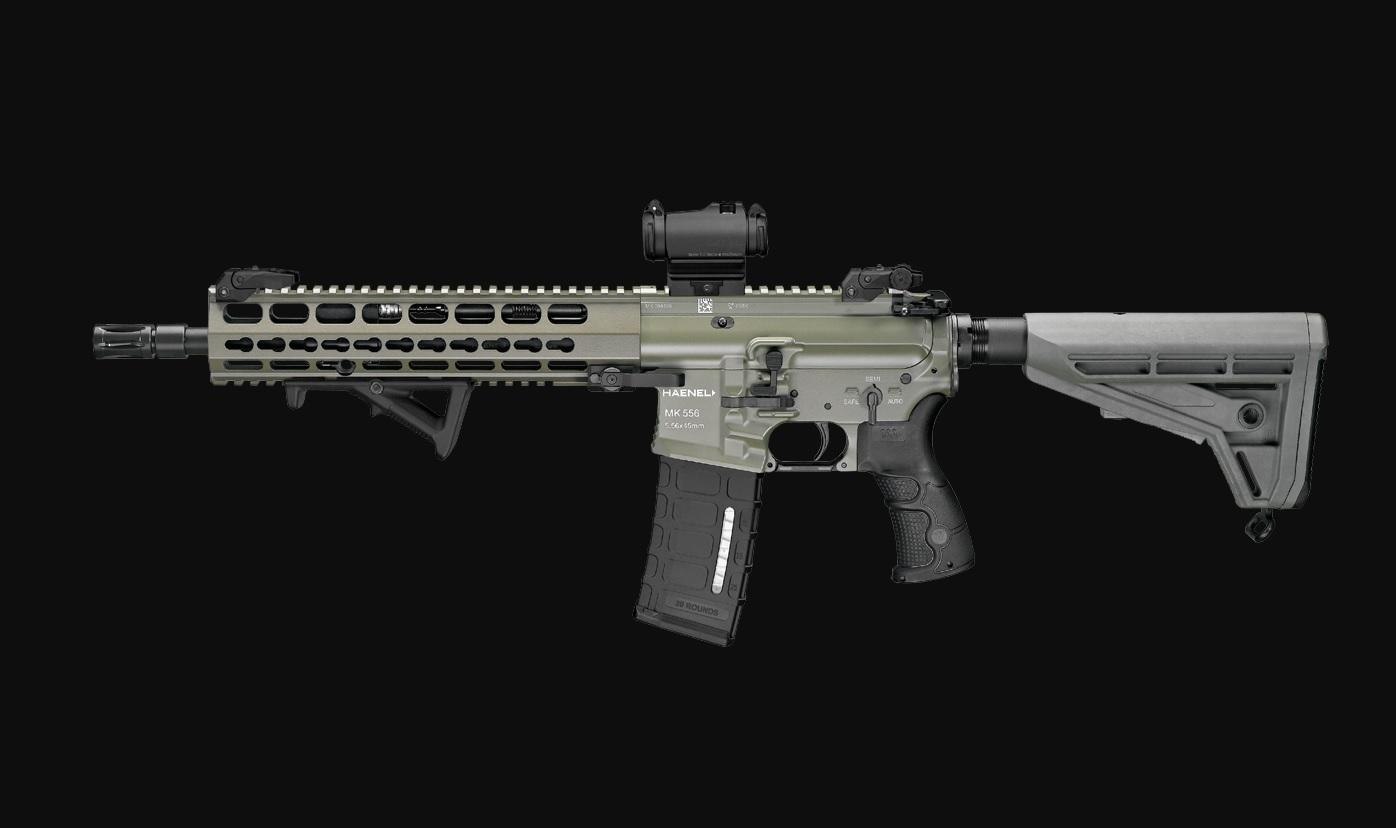 Haenel MK 556 Assault Rifle