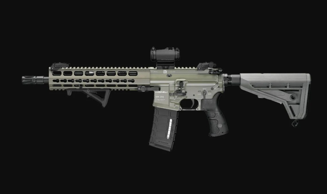 Haenel MK 556 Assault Rifle