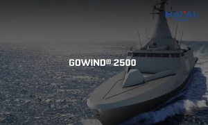 Naval Group Gowind 2500 Corvette