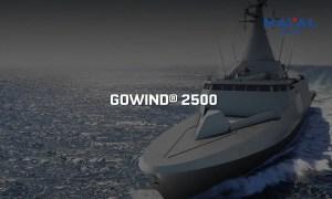 Naval Group Gowind 2500 Corvette