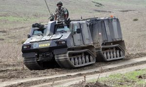 Netherlands Marine Corps to Buy 124 Tracked Vehicles to Replace BV206s and Vikings