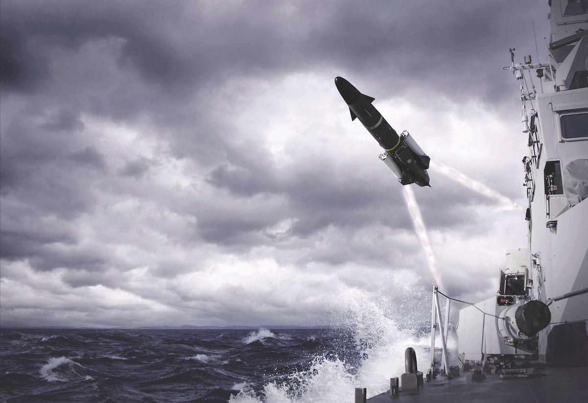 RBS-15 Mk III Anti-Ship Missiles