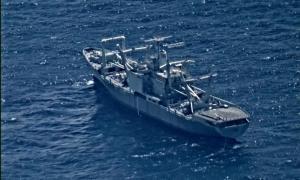 RIMPAC 2020 Participants Conduct Sinking Exercise